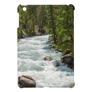 River in the Forest iPad Mini Covers