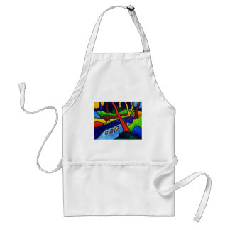 River in the Park Standard Apron