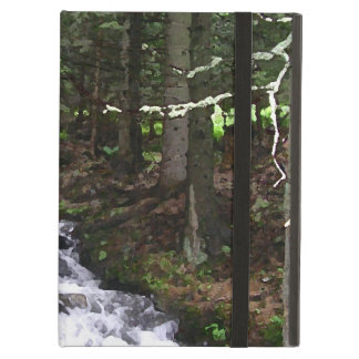 River in the Woods iPad Air Cover
