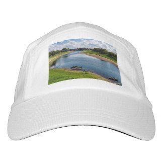 River Kupa in Sisak, Croatia Hat