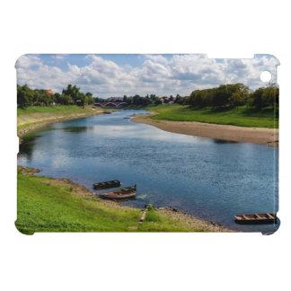 River Kupa in Sisak, Croatia iPad Mini Cover