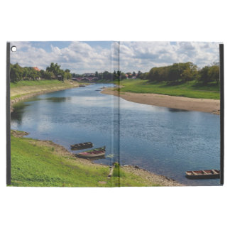 "River Kupa in Sisak, Croatia iPad Pro 12.9"" Case"