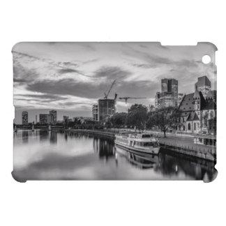 River Main in Frankfurt am Main Cover For The iPad Mini