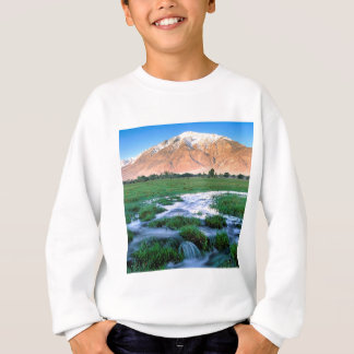 River Mount Tom Owens Valley East Sierra Sweatshirt