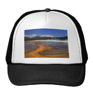 River of Fire Mesh Hat