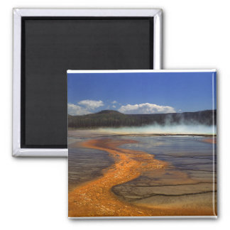 River of Fire Refrigerator Magnet