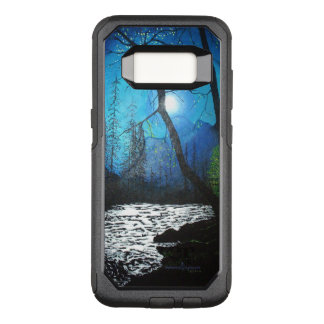 'River of Radiance' OtterBox Commuter Samsung Galaxy S8 Case
