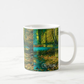 River of Serenity coffee mug