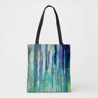 river of tears tote bag