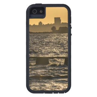 River Plater River Scene at Montevideo Tough Xtreme iPhone 5 Case