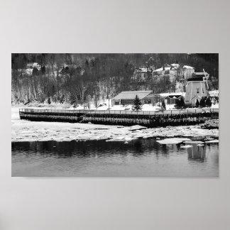 River Port Poster