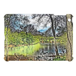 River Reflections iPad Mini Case