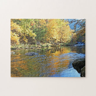 River Reflections Puzzle
