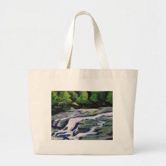River Rock Large Tote Bag
