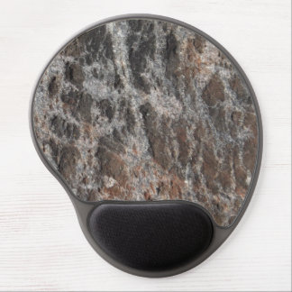 River Rock Textured Nature Stone Gel Mouse Pad