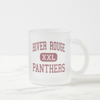 River Rouge - Panthers - High - River Rouge Coffee Mugs