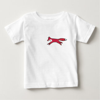 River School Fox Class, Infant T-Shirt, White Baby T-Shirt