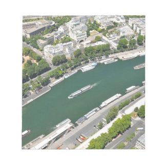 River Seine Notepads
