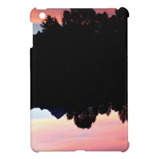 River Snake Sunset Case For The iPad Mini