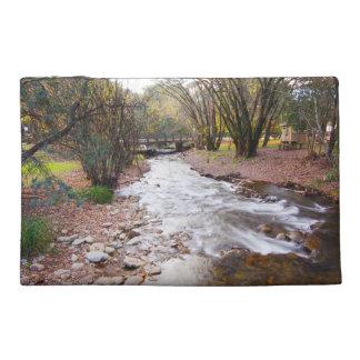 River Stream Travel Accessory Bag