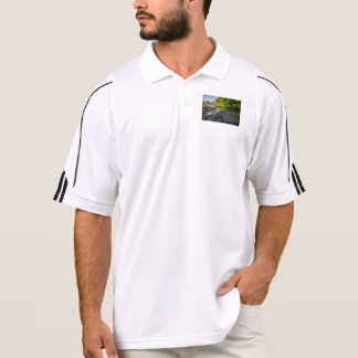 River Swale, Easby, Richmond, North Yorkshire Polo Shirt
