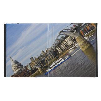 River Thames Downhill iPad Folio Cover