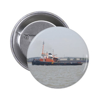 River Thames Tug Pin
