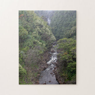 River Valley Near Hilo, Hawaii Jigsaw Puzzle