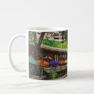 River Walk San Antonio, TX Painting Coffee Mug