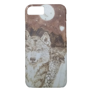 River Wolves iPhone 8/7 Case