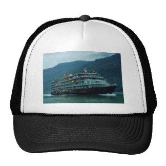 River YANGTZE - China  Vintage BOAT CRUISE Trucker Hat