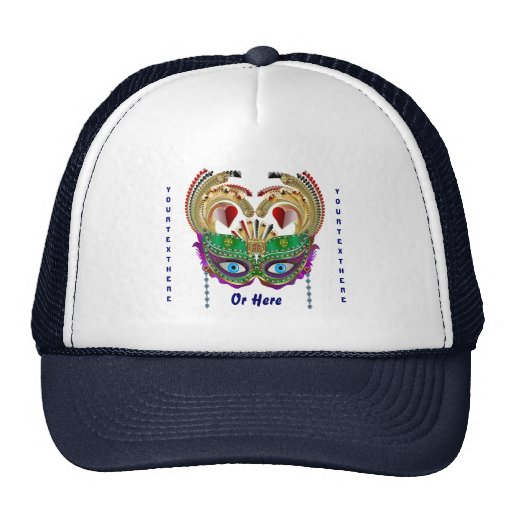 Riverboat Casino Queen Please View Artist Comments Hats