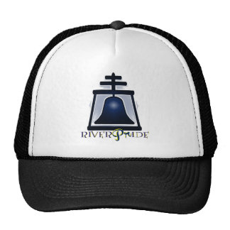 RiverPride Blue Design Cap