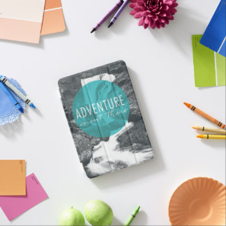 Rivers | Adventure Is Out There Quote iPad Mini Cover