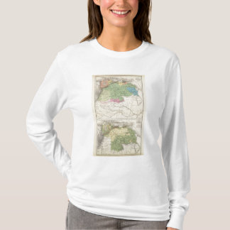 Rivers and Agriculture of Venezuela T-Shirt
