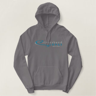 Rivers Bend Lodge - Hooded Pullover Hoody