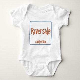 Riverside California BlueBox Baby Bodysuit