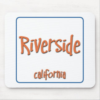 Riverside California BlueBox Mouse Pads