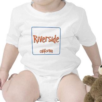 Riverside California BlueBox T Shirts