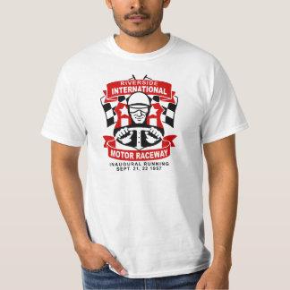 Riverside International Raceway T-Shirt