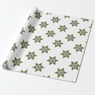 Riverside Junior Ranger Wrapping Paper