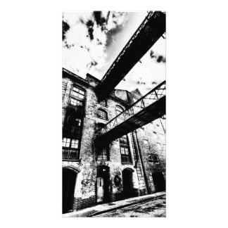 Riverside London Sixties Customised Photo Card