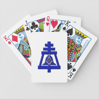 Riverside Mason Bicycle Playing Cards