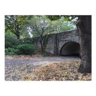 Riverside Park Arch NYC New York City Photograph Postcard