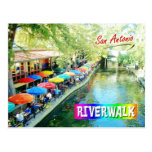Riverwalk, San Antonio, Texas Postcards