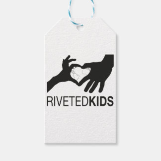 Riveted Kids Logo Gift Tags