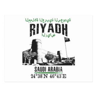 Riyadh Postcard