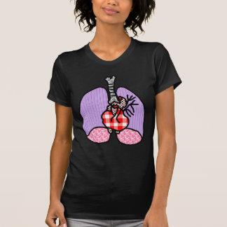 Riyah-Li Designs Heart & Lungs T-Shirt