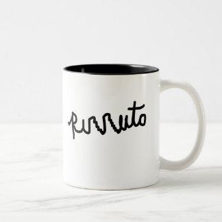 Rizzuto $18.95 Two Toned Coffee Mug
