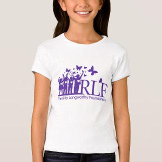 RLF Logo Girls' Bella Fitted Babydoll T-Shirt
